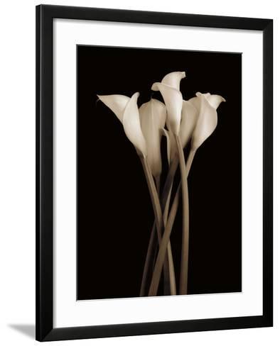 The Gathering-John Rehner-Framed Art Print