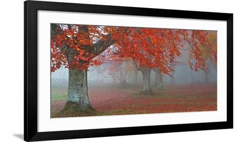 ?rboles Rojos-Juan Antonio Palacios-Framed Art Print