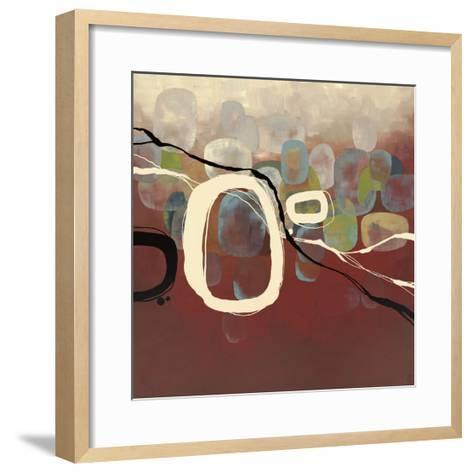 Autumn Retrospective-Laurie Maitland-Framed Art Print