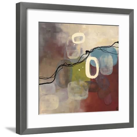 Spring Retrospective-Laurie Maitland-Framed Art Print