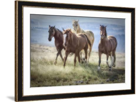 Morning Stroll-Wendy Caro-Framed Art Print