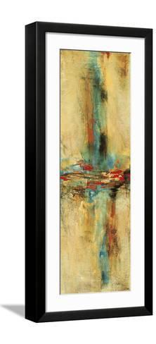 Equilibrio I-Nancy Villarreal Santos-Framed Art Print