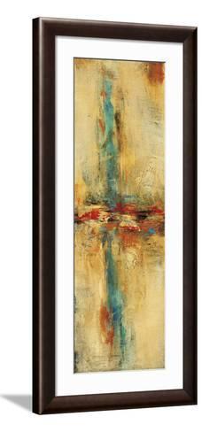 Equilibrio II-Nancy Villarreal Santos-Framed Art Print