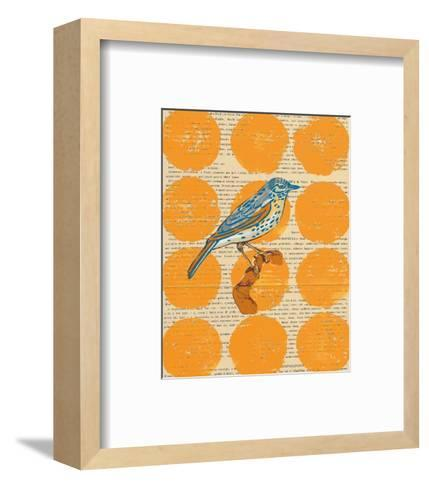 Bird Study I-Meredith Macleod-Framed Art Print
