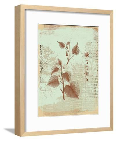 Botanical I-Ken Hurd-Framed Art Print