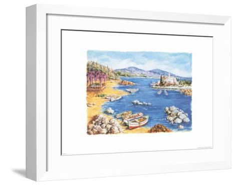 Lizzi 17--Framed Art Print