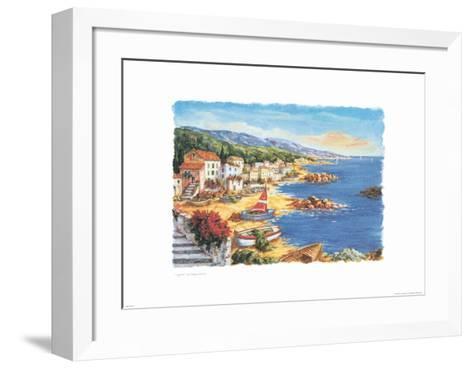 Lizzi 20--Framed Art Print