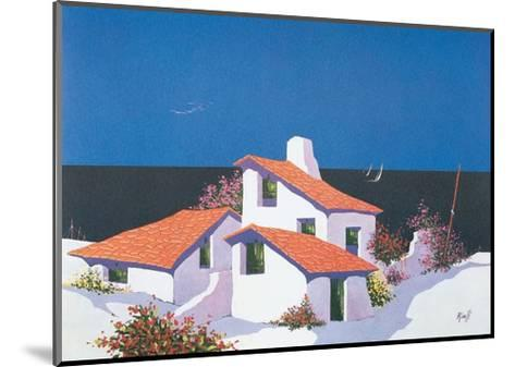 Mediterraneo 4--Mounted Art Print