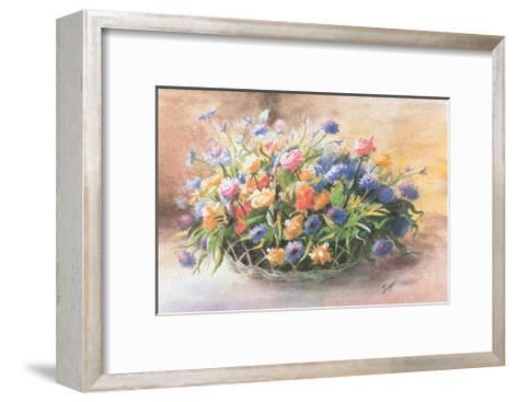 Bouquet 7--Framed Art Print