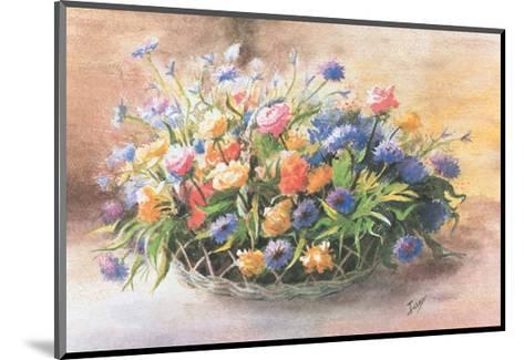 Bouquet 7--Mounted Art Print