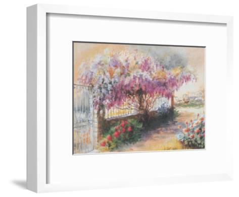 Glycine 6--Framed Art Print