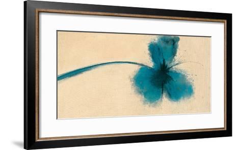 Ethereal Blue I-Emma Forrester-Framed Art Print