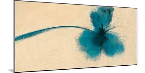 Ethereal Blue I-Emma Forrester-Mounted Art Print