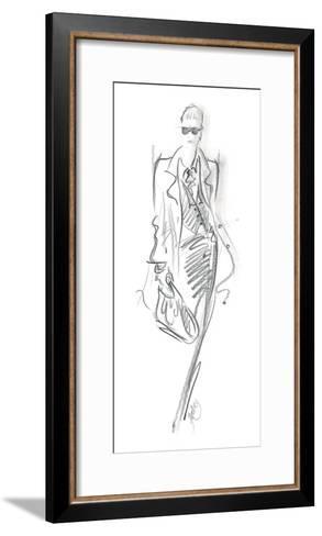 Executive Women V-Jane Hartley-Framed Art Print