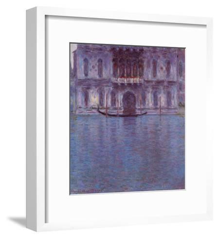 Palazzo Contarini-Claude Monet-Framed Art Print