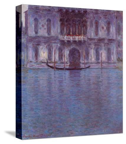 Palazzo Contarini-Claude Monet-Stretched Canvas Print