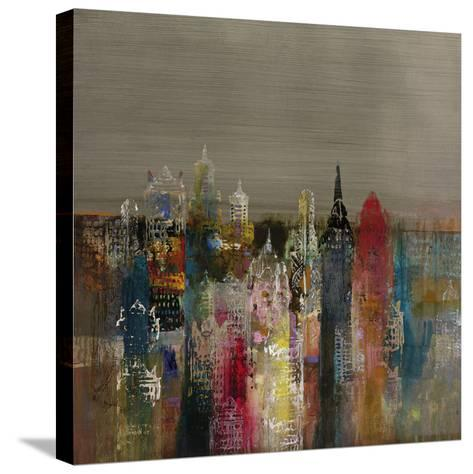 Penthouse View II-Douglas-Stretched Canvas Print