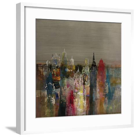Penthouse View II-Douglas-Framed Art Print