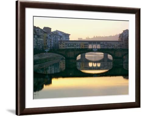 Ponte Vecchio-Bill Philip-Framed Art Print