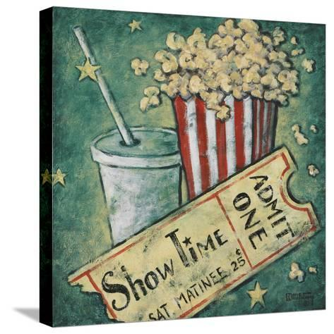 Show Time-Janet Kruskamp-Stretched Canvas Print