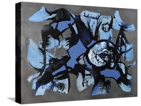 Martedi 2 marzo 2010-Nino Mustica-Stretched Canvas Print