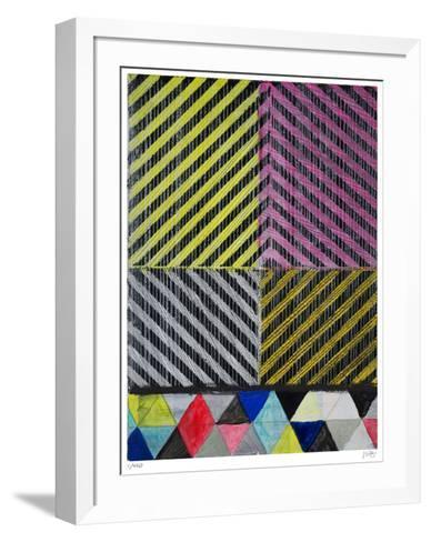NY 1201-Jennifer Sanchez-Framed Art Print
