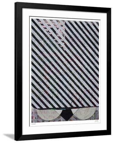 NY 1211-Jennifer Sanchez-Framed Art Print