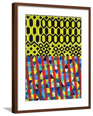 NY 1215-Jennifer Sanchez-Framed Art Print