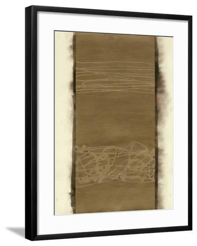Metal Alloy in Bronze-Renee W^ Stramel-Framed Art Print
