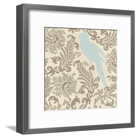Island Tapestry II-Erica J^ Vess-Framed Art Print