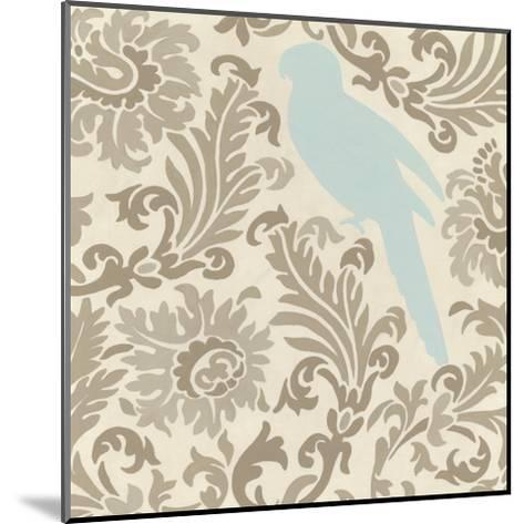 Island Tapestry II-Erica J^ Vess-Mounted Art Print
