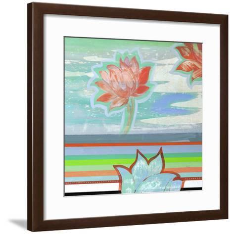 Breathe Some More II-Jodi Fuchs-Framed Art Print