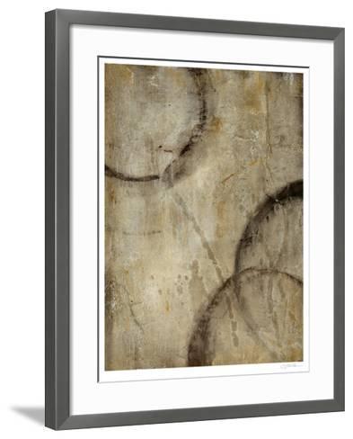 Missing Link II-Tim O'toole-Framed Art Print