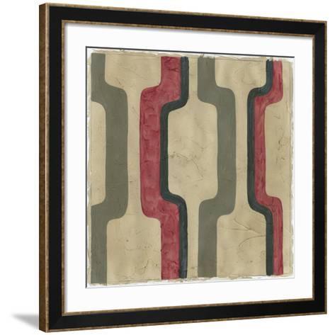 Divisible V-Chariklia Zarris-Framed Art Print