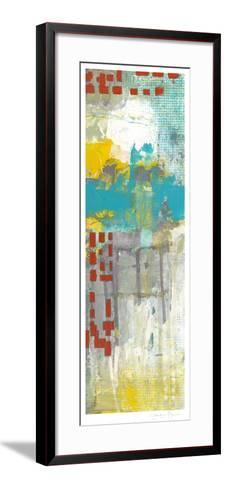 Data Sets II-Jennifer Goldberger-Framed Art Print