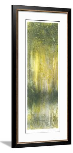 Treeline Abstract I-Jennifer Goldberger-Framed Art Print