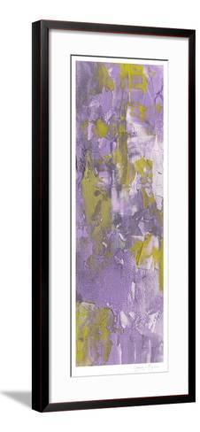 Bubble Gum Pop I-Jennifer Goldberger-Framed Art Print