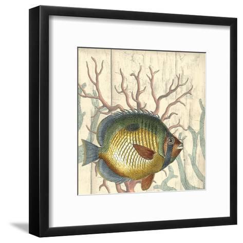 Coastal Montage I--Framed Art Print