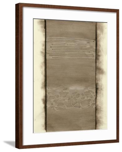 Metal Alloy in Aged Silver-Renee W^ Stramel-Framed Art Print