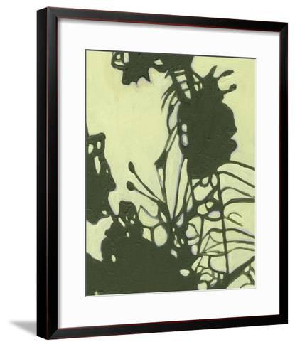Exotic Silhouette I-Jodi Fuchs-Framed Art Print