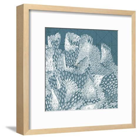 Coastal Menagerie III--Framed Art Print