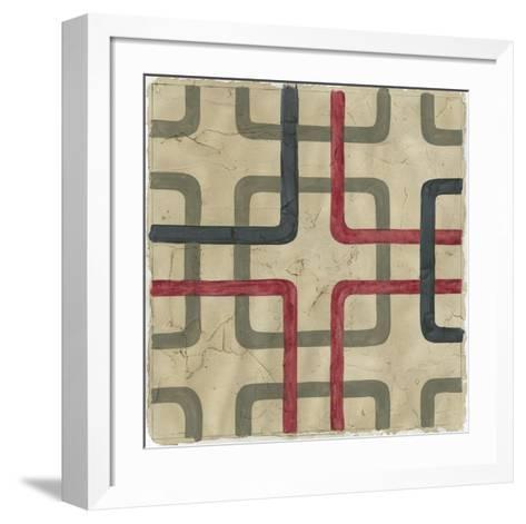 Divisible IV-Chariklia Zarris-Framed Art Print
