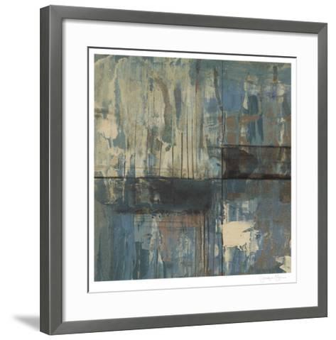 Dusk & Light II-Jennifer Goldberger-Framed Art Print