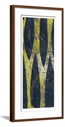 Exclusion I-Jennifer Goldberger-Framed Art Print