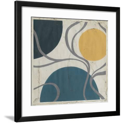 Orbital I-Erica J^ Vess-Framed Art Print