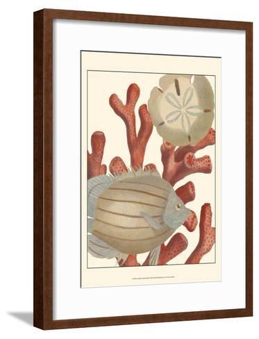 Coastal Collection III--Framed Art Print