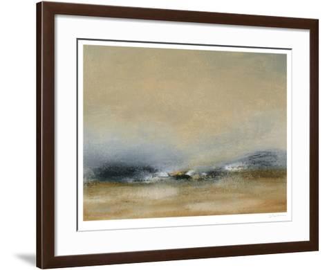 Land II-Sharon Gordon-Framed Art Print