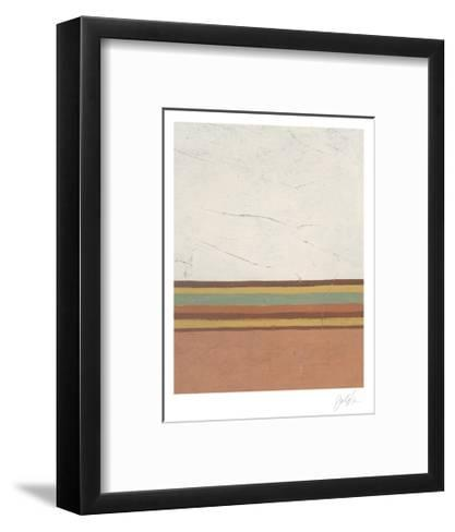 Demitasse II-Erica J^ Vess-Framed Art Print