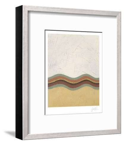 Demitasse III-Erica J^ Vess-Framed Art Print