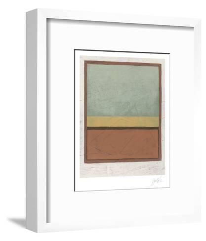 Demitasse V-Erica J^ Vess-Framed Art Print